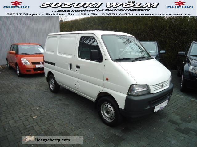 2005 Suzuki  Carry Van or truck up to 7.5t Box-type delivery van photo