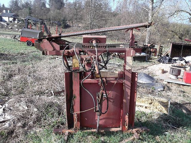 1989 Strautmann  Hydrofox HV Agricultural vehicle Other substructures photo