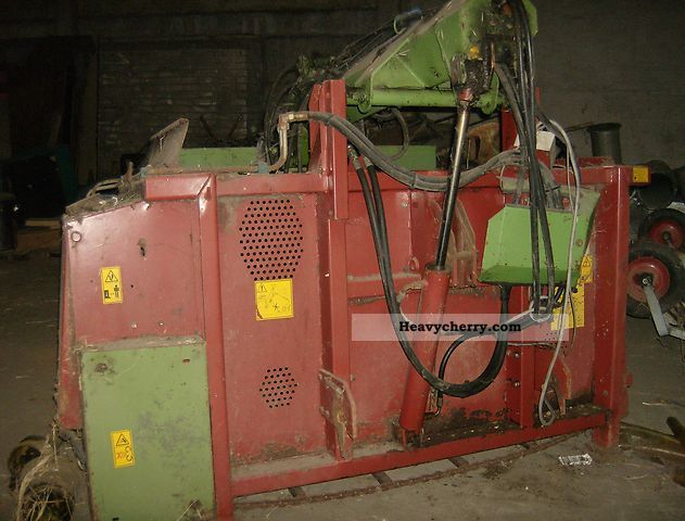 2011 Strautmann  Silohexe - Block Cutter Agricultural vehicle Other agricultural vehicles photo