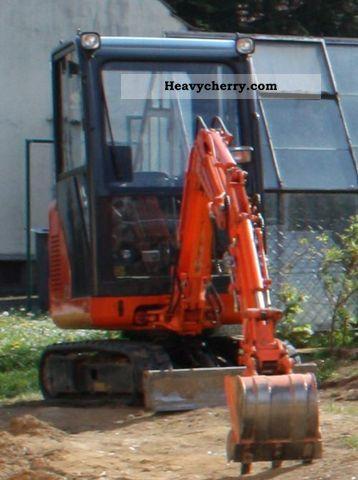 2007 Kubota  Nante NT18 Construction machine Mini/Kompact-digger photo
