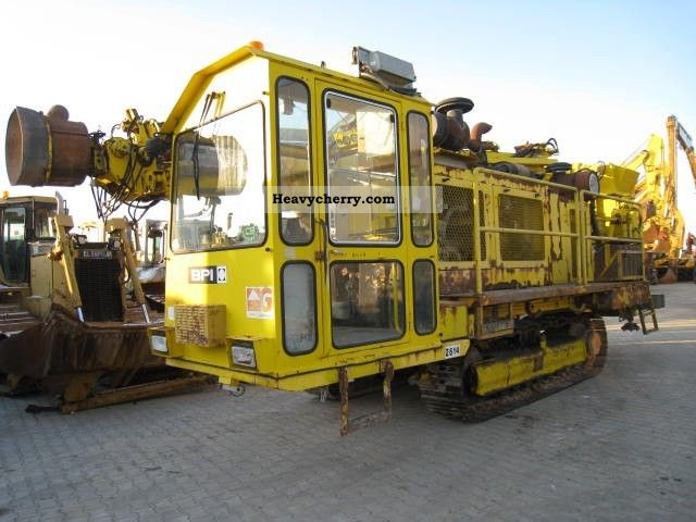 1998 Atlas  Bohler BPI 222 Construction machine Other substructures photo