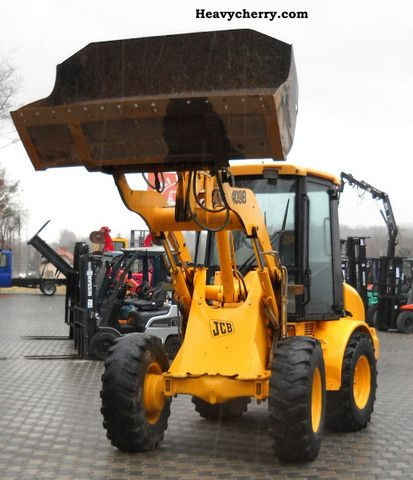 Jcb 409 specifications