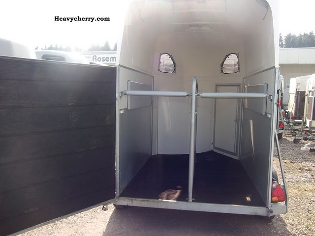 Cheval Liberte 2002 Xl Door Flap Combination 2011 Cattle