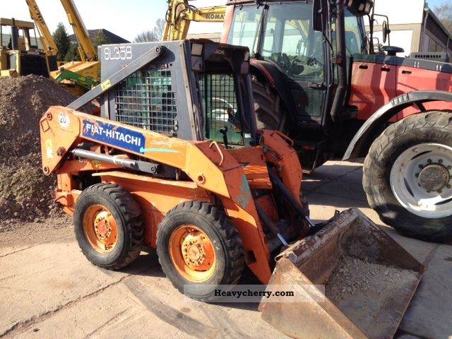 2001 Hitachi  SL 35B Schnellwechsler/2057 ** Hours ** Construction machine Mini/Kompact-digger photo