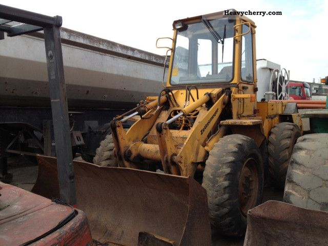 1992 Zettelmeyer  ZL 1001 ** Quick coupler / street legal ** Construction machine Wheeled loader photo