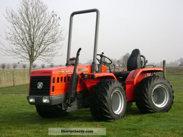 1998 Carraro  Tigrone 5600 Agricultural vehicle Tractor photo