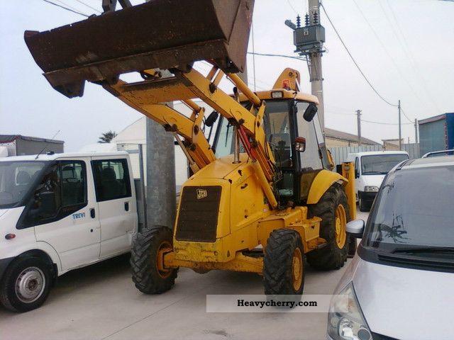 2002 JCB  3 CX Construction machine Other construction vehicles photo