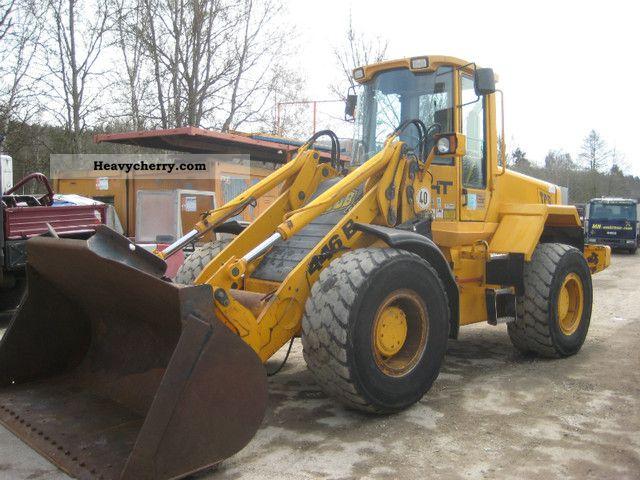 1998 JCB  446 B Construction machine Wheeled loader photo