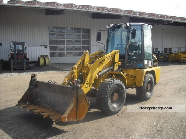 2003 Ahlmann  Jogger AL 70E 722k Construction machine Wheeled loader photo