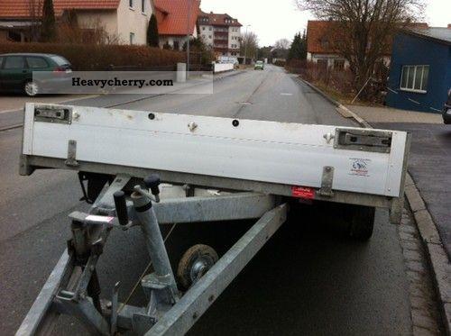 algema eder car trailer car transporter k3010 2006 car. Black Bedroom Furniture Sets. Home Design Ideas