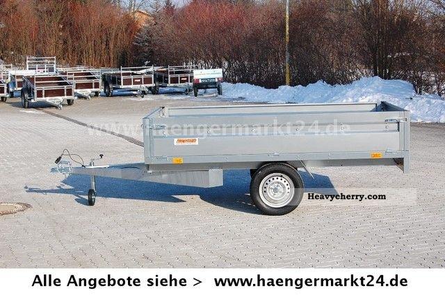 Single Axle Tandem : Neptun nordica flatbed trailers single axle tandem