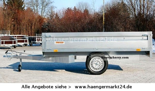 Single Axle Trailer Specs : Neptun nordica flatbed trailers single axle tandem