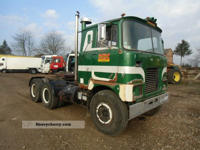 Mack F 785st 1971 Standard Tractor Trailer Unit Photo And