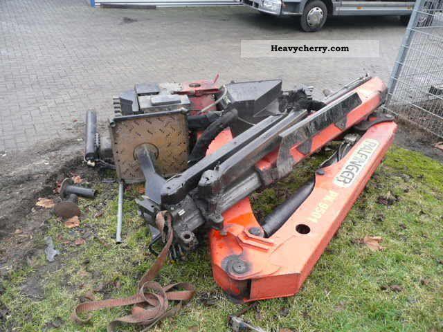 2000 Palfinger  PK9501 crane crane Construction machine Construction Equipment photo