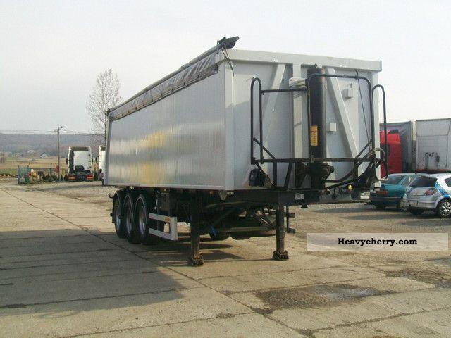 2007 Zaslaw  ZASLAW D-653 Semi-trailer Tipper photo