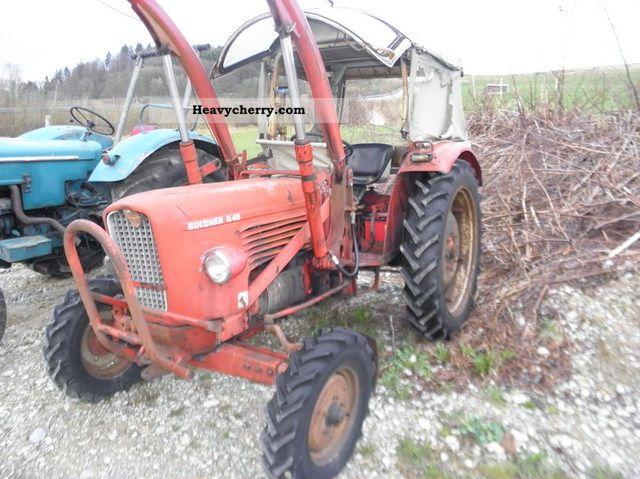 1965 Guldner  Guldner G40 Agricultural vehicle Tractor photo
