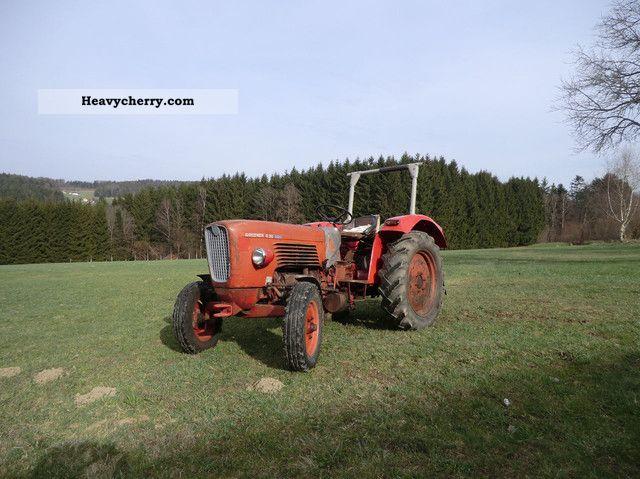 1964 Guldner  Güldner G30S Agricultural vehicle Tractor photo