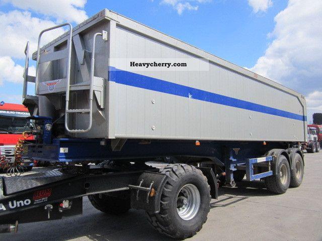 2004 Benalu  D37AEB Semi-trailer Tipper photo