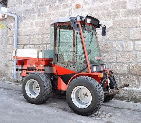 1992 Carraro  Super Park 3000 Agricultural vehicle Tractor photo