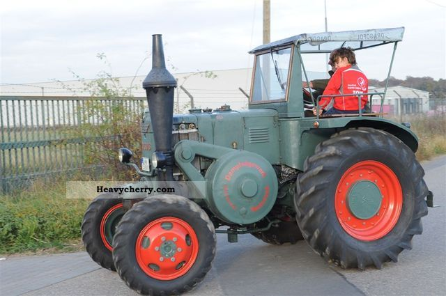 Tractor Car Tags : Lanz c h license plates agricultural tractor photo