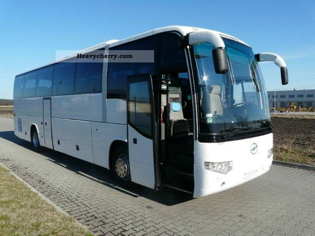 2007 King Long  Higer King Long Coach Coaches photo
