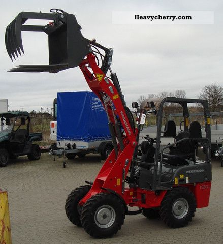 2011 Weidemann  1130 CX 30 Agricultural vehicle Front-end loader photo