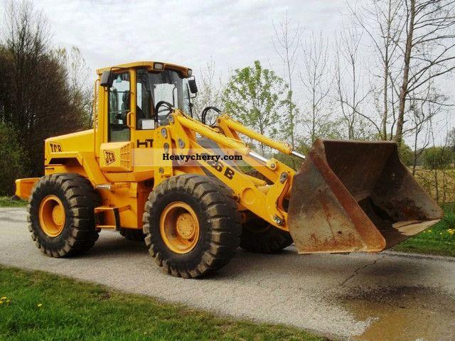 2000 JCB  426 Construction machine Wheeled loader photo
