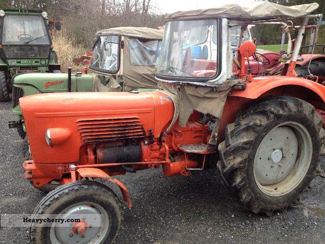 2011 Guldner  Guldner G35 S Agricultural vehicle Tractor photo