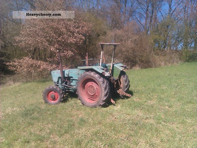 2011 Kramer  450 S wheel Agricultural vehicle Tractor photo