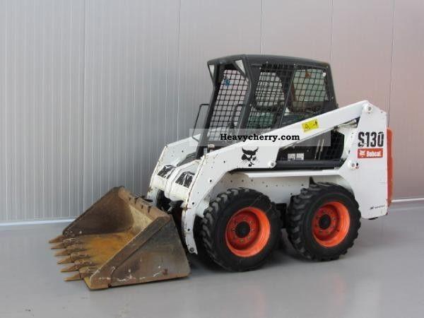 2006 Bobcat  S 130 Construction machine Wheeled loader photo