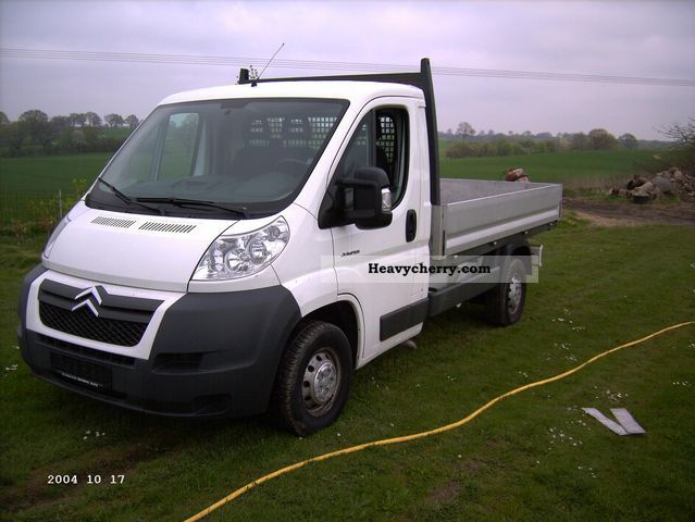 2007 Citroen  Citroën Jumper Van or truck up to 7.5t Stake body photo