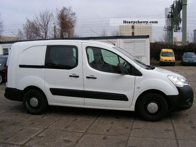 Citroen Citroen Berlingo 1 6 Hdi For 5 Seater Air 2009