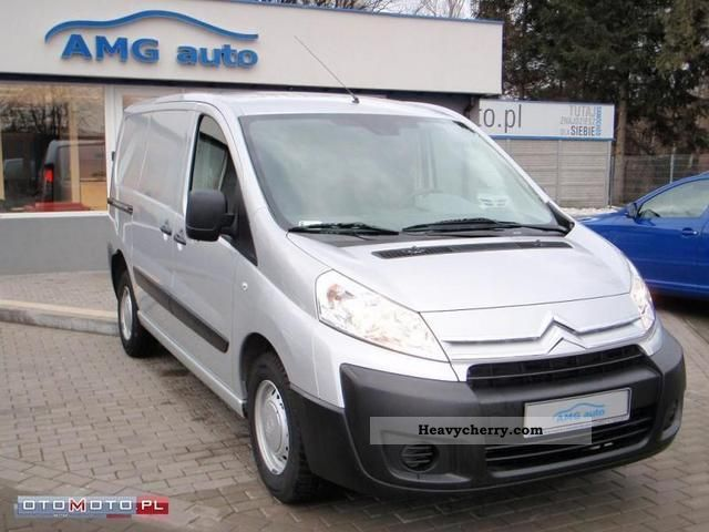 citroen citroen jumpy 1 6 hdi 2011 other vans trucks up to 7 photo and specs. Black Bedroom Furniture Sets. Home Design Ideas