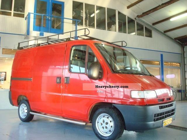 2002 Citroen  Citroen Jumper 2.8 HDI 94KW Bjr. 2002 Van or truck up to 7.5t Other vans/trucks up to 7 photo