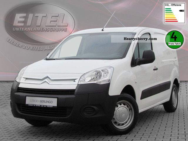 citroen citroen berlingo hdi 75 fap case 2012 box type. Black Bedroom Furniture Sets. Home Design Ideas