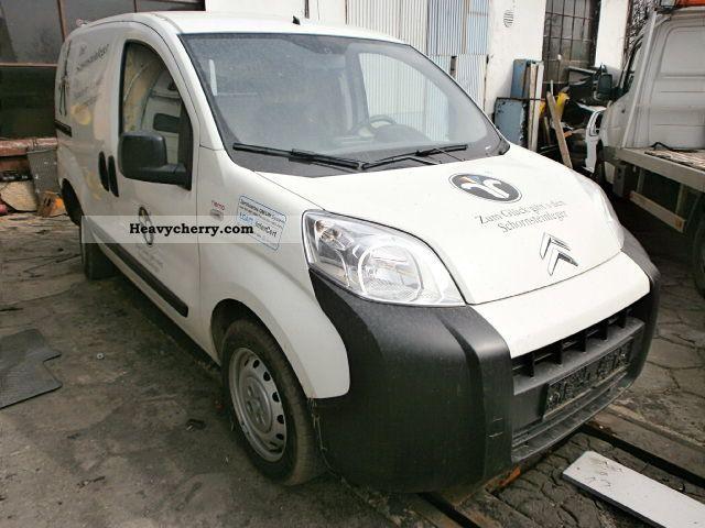 2009 Citroen  Citroën Nemo 2009 11tkm super! Van or truck up to 7.5t Box-type delivery van photo