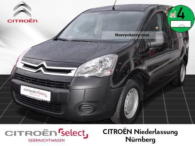 2009 Citroen  Citroën Berlingo L1 1.6 16V level A, APC Van or truck up to 7.5t Box-type delivery van photo