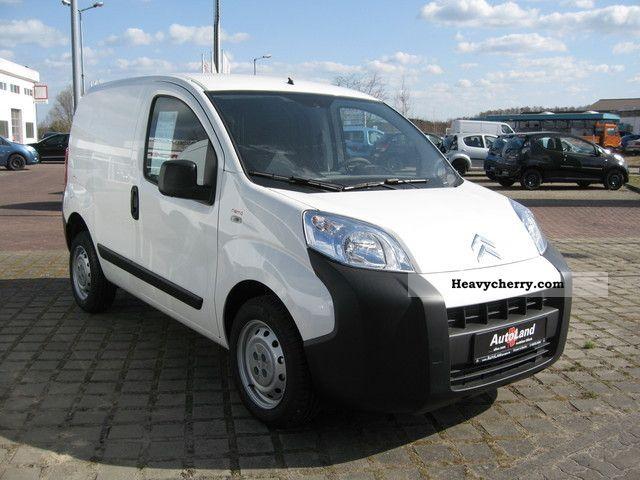 2011 Citroen  Citroën Nemo vans HDI 75 Stop \u0026 Start Van or truck up to 7.5t Box-type delivery van photo