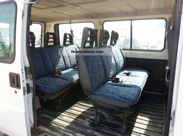 citroen citroen jumper 2 8 jdt 94 hp 9 seater euro3 air if ef 2000 estate minibus. Black Bedroom Furniture Sets. Home Design Ideas