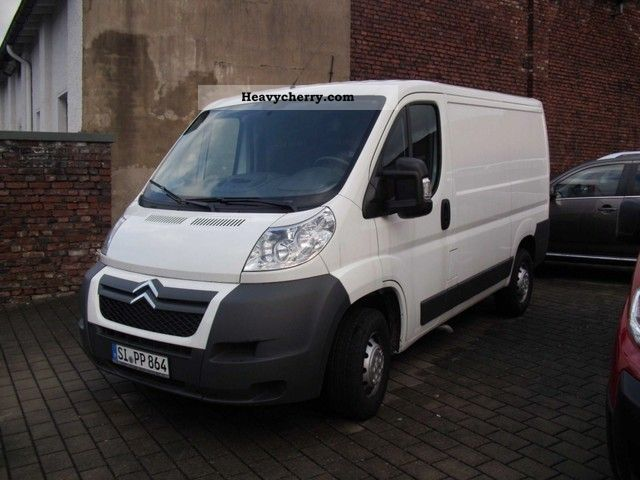 2011 Citroen  Citroën Jumper L1H1 HDI 100 van 30 Van or truck up to 7.5t Other vans/trucks up to 7 photo