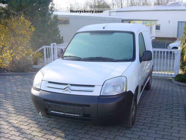 2005 Citroen  Citroen Berlingo Van or truck up to 7.5t Box-type delivery van photo