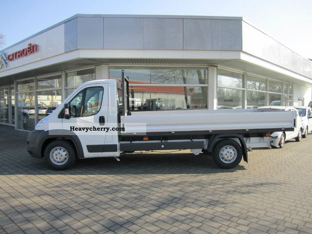 2012 Citroen  Citroën Jumper 35 L4 HDi150 Van or truck up to 7.5t Stake body photo