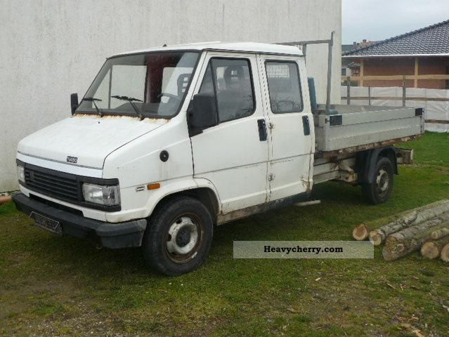 1993 Citroen  Citroën C 25 DOKA 2.5 TD Peugeot J5 identical servo Van or truck up to 7.5t Stake body photo