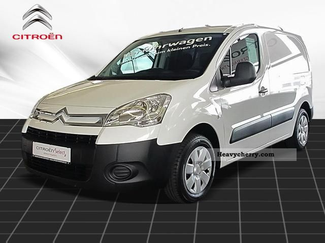 citroen citro n berlingo l1 1 6 hdi 75 fap euro 5 2011 box type delivery van photo and specs. Black Bedroom Furniture Sets. Home Design Ideas