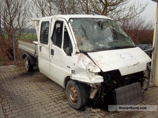 1998 Citroen  Citroën Jumper Van or truck up to 7.5t Stake body photo