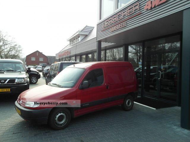 2001 Citroen  Citroen Berlingo 1.9 D Van or truck up to 7.5t Other vans/trucks up to 7 photo