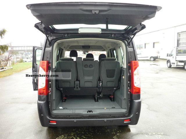 citroen citro n jumpy multispace hdi 125 l2 tendance 2012 estate minibus up to 9 seats truck. Black Bedroom Furniture Sets. Home Design Ideas