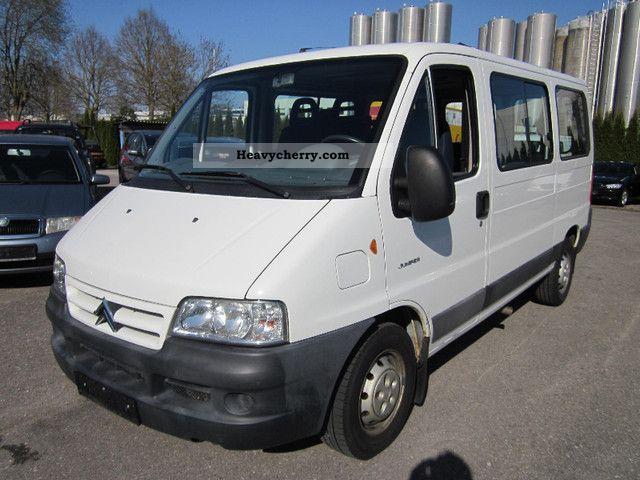 2002 Citroen  * 4X4 * Citroën Jumper Van or truck up to 7.5t Estate - minibus up to 9 seats photo