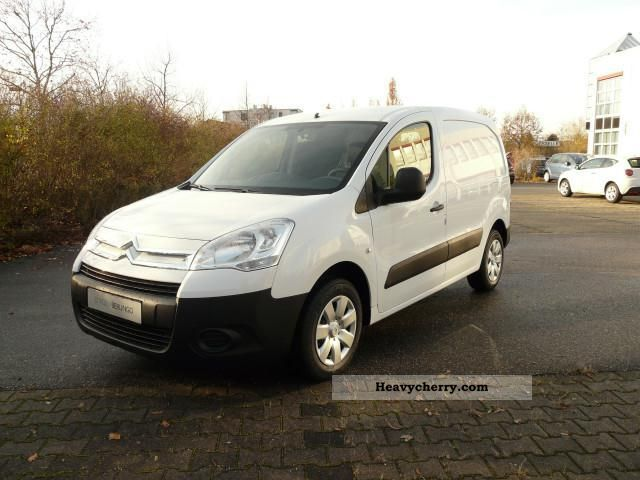 2009 Citroen  Citroën Berlingo L1 1.6 HDi 75 Level B Van or truck up to 7.5t Other vans/trucks up to 7 photo