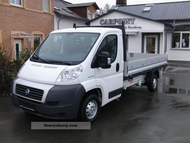 2006 Citroen  Citroën JumperL4 platform 3.80 m Van or truck up to 7.5t Stake body photo